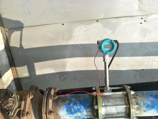河南某铝业公司介质测量仪器