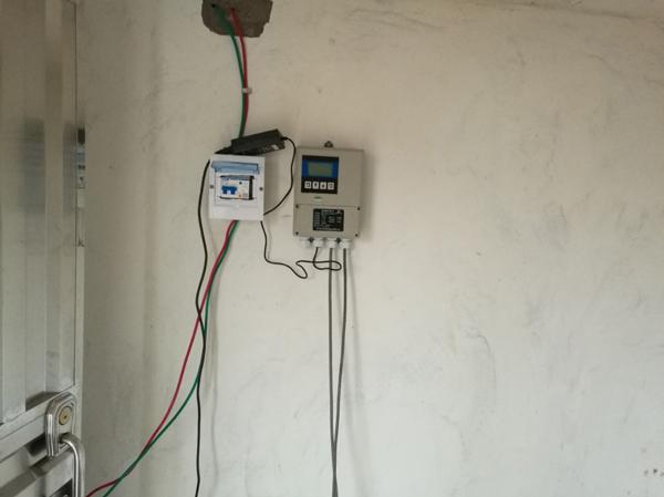 电磁流量计应用案例