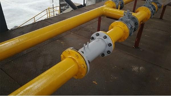 案例解析--眉山市玻璃厂利用V锥流量计来测量焦化煤气