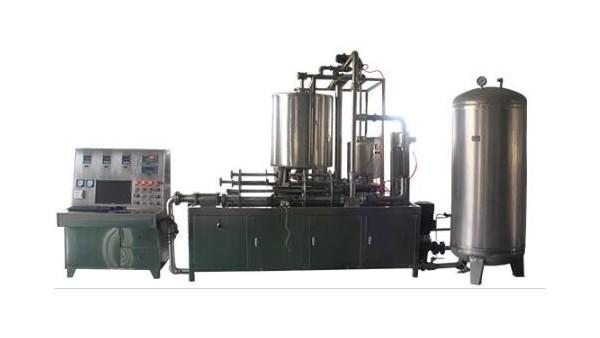 青天仪表生产液体流量标准装置