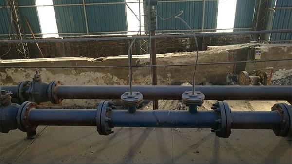 案例-玻璃厂用契型流量计测量高炉煤气