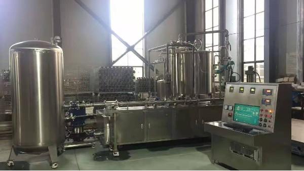 气体流量检定装置、液体流量检定装置使用现场