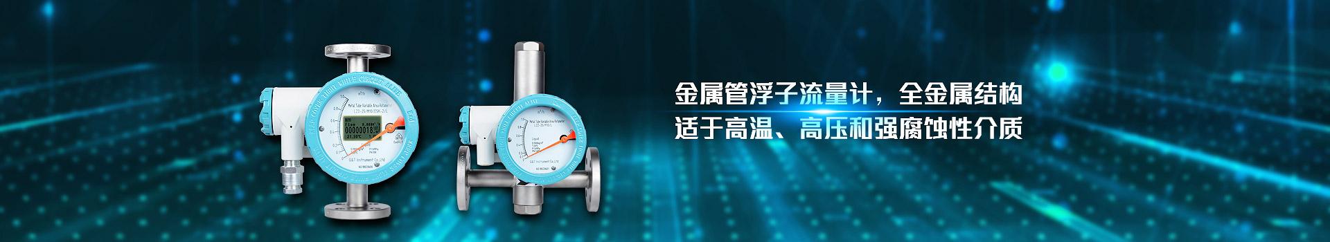 青天仪表,金属管浮子流量计,全金属结构,适于高温,高压和强腐蚀性介质