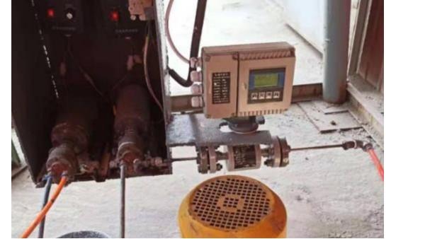水泥厂案例-高频小口径电磁流量计
